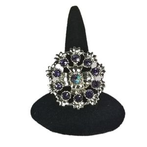 Jewelry - Women's Large Adjustable Ring